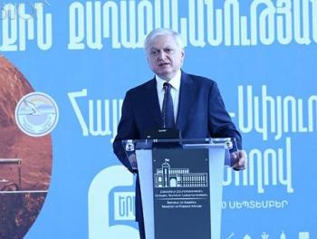 Эдвард Налбандян анонсирует возврат территорий Азербайджану!