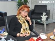 Удар армянских властей по журналистке в Баку