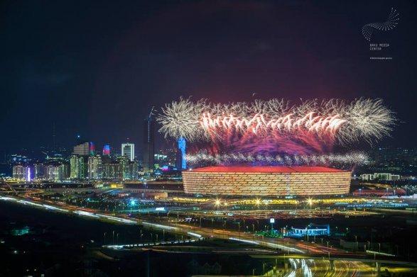 Баку примет финал футбольной Лиги Европы сезона