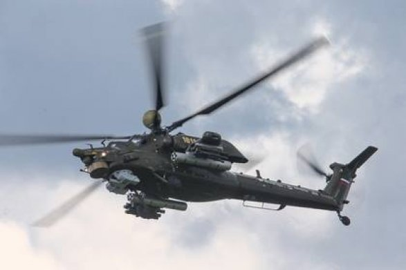 РФ впервый раз экспортировала вертолеты Ми-28НЭ с новым комплексом обороны