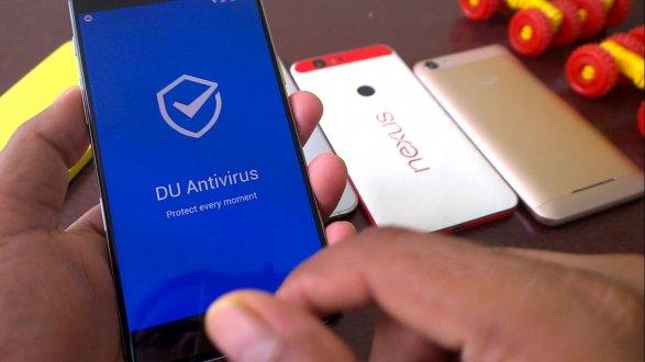 Мобильный антивирусDU Antivirus Security шпионил замиллионами собственных пользователей