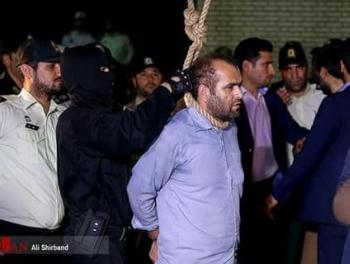 Исмаила Джафарзаде казнили на глазах у всего Ирана