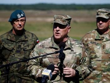 Американские и российские генералы провели встречу по Сирии