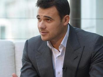 Эмин Агаларов: «Это глупость, что меня включили в черный список»
