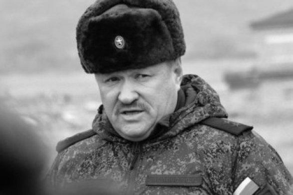 Русский генерал-лейтенант умер вСирии