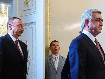 О чем будут говорить Алиев и Саргсян?