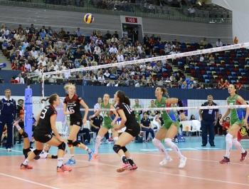 Азербайджан вышел в четвертьфинал Евро-2017 Обыграна Германия; фото