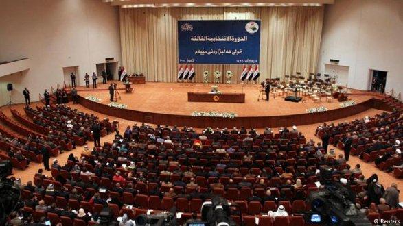 Ирак отобрал нефть Киркука — Haqqin
