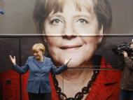 Несменяемая вечная Меркель
