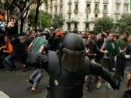 На улицах Мадрида, как в Баку. На улицах Барселоны, как в Степанакерте