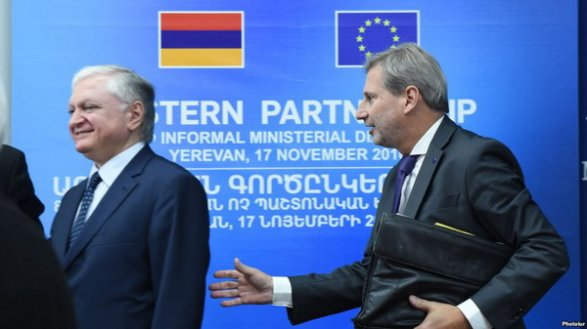 Армения может быть членом ЕАЭС иразвивать сотрудничество сЕС: Йоханнес Хан