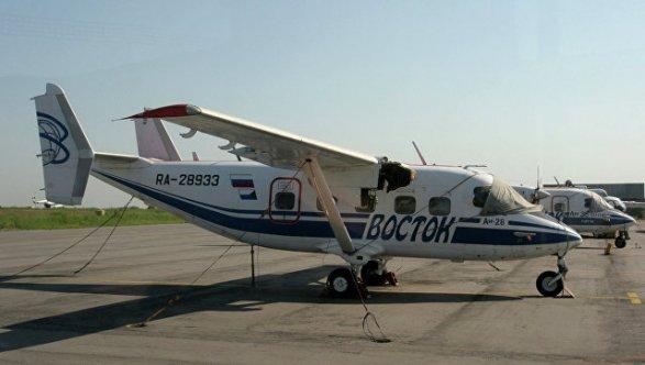 Врайоне Алма-Аты пропал срадаров самолет Ан-28