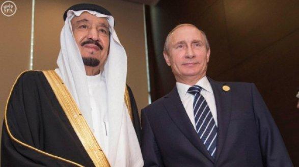 Новак: Объем общего энергофондаРФ иСаудовской Аравии составит приблизительно $1 млрд