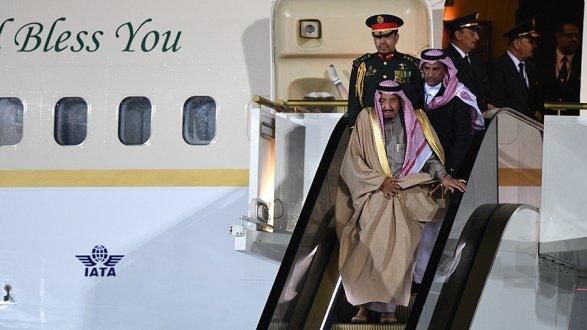 Саудовская Аравия вложит в Российскую Федерацию $1 млрд.