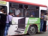 В Баку две напасти: дураки и автобусы