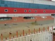 Скоро ливни: часть Баку снова останется под водой