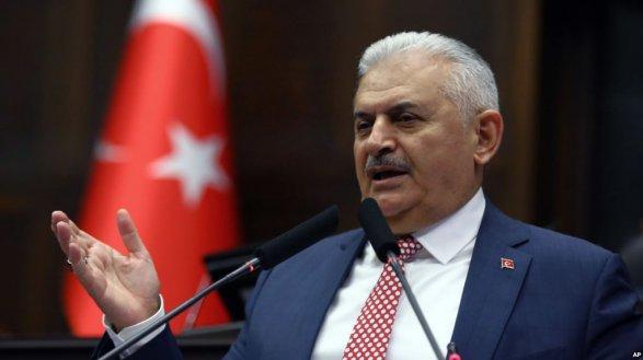 Йылдырым: Турции ненужно разрешение США для задержания подозреваемых всвоей стране