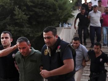 Массовые аресты гюленистов в Турции