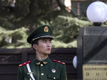 Китай разработал лазерное оружие