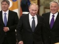 Президенты дерутся, а у народа чуб трещит