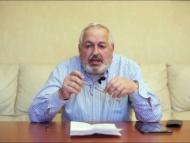 Виталий Дымарский после встречи Алиева и Саргсяна: «Свет в конце туннеля есть»
