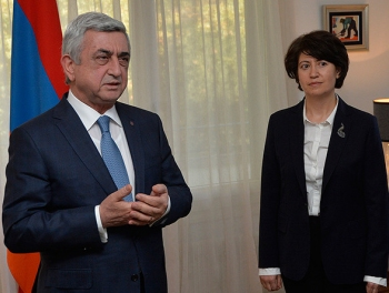 Серж Саргсян: «У нас с Ильхамом Алиевым нет вариантов решения карабахской проблемы»
