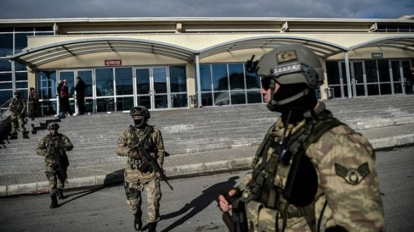 Турция закрыла свои аэропорта для рейсов стерритории иракского Курдистана
