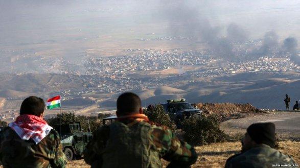 Армия Ирака взяла под контроль занятый курдами «нефтяной регион»