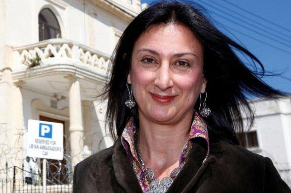 Сын погибшей наМальте журналистки заявляет, что ееубили