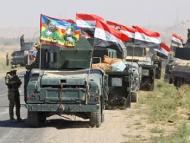 Иракская армия вынудила курдов оставить еще один район