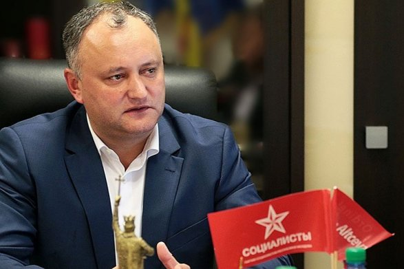 Президент Молдовы требует досрочных выборов