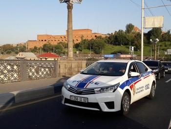 В Ереване ограбили заммминистра