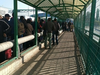 Напряженность на киргизско-казахской границе сохраняется