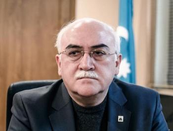 Третий кандидат в президенты Азербайджана: Иса Гамбар