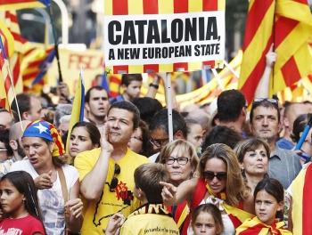 Каталонию лишают независимости