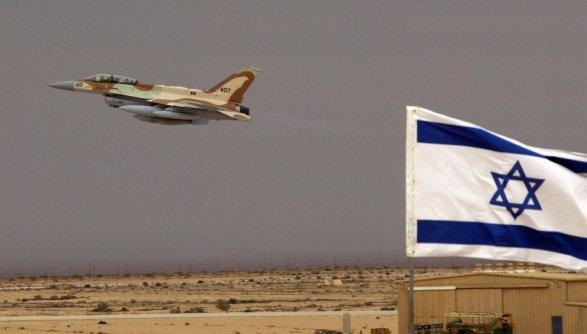 Израиль нанес ответный удар попозиции сирийской армии