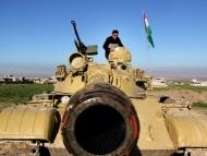 Курдистан сдается без боя