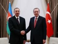Эрдоган и Алиев выедут из Баку на поезде