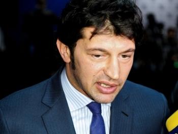 Каладзе стал мэром Тбилиси Официально