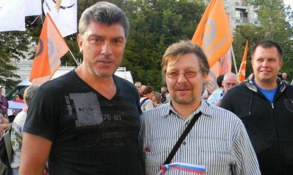 Вмосковской клинике скончался активист движения «Солидарность» Алексей Строганов