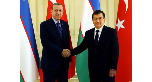 Шавкат Мирзиёев отправился с госвизитом в Турцию