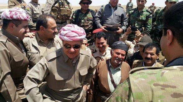 Руководитель Иракского Курдистана оставляет пост президента