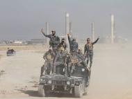 Иракская армия занимает новые районы Курдистана
