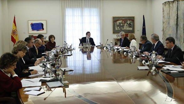 Руководитель милиции Каталонии отстранен испанскими властями