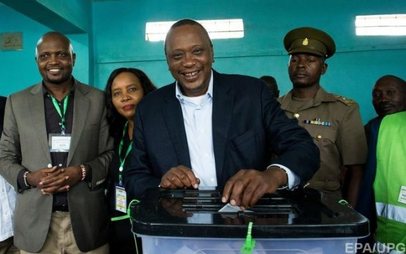 Лидер кенийской оппозиции Одинг требует нового голосования
