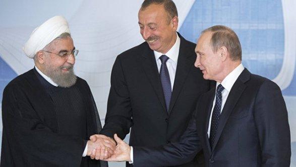 Путин назвал несколько тем визита Путина вИран