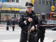 Полиция стреляла в демонстрантов резиновыми пулями