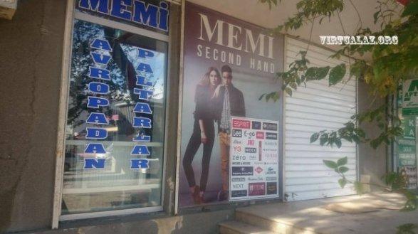 В Баку массово закрываются бутики и открываются магазины секонд-хенд    Последствия авторитаризма e4a1ce28f7a