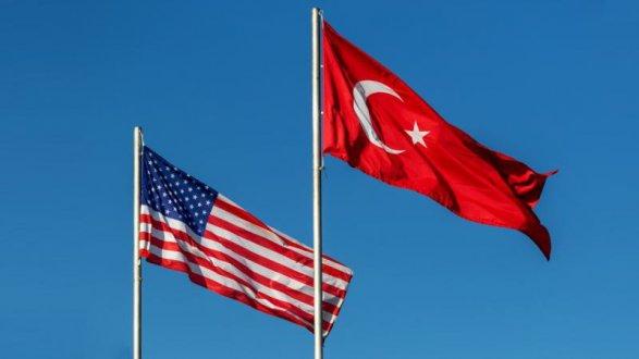 Посольство США вАнкаре возобновило выдачу неиммиграционных виз