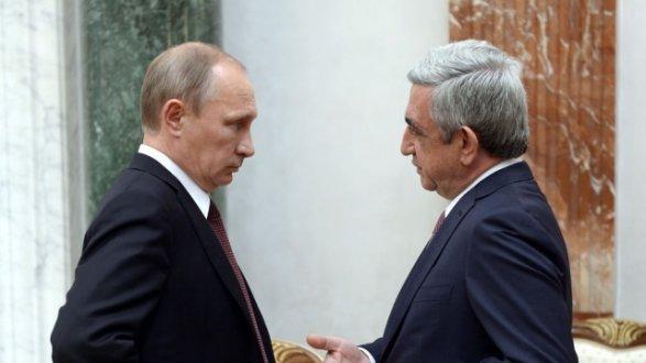 Армения иМолдова заинтересованы углубить сотрудничество